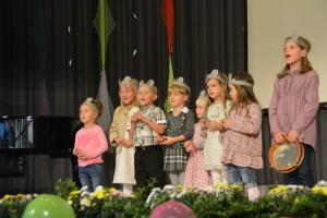 Kirchspiel-Kindergartenkinder