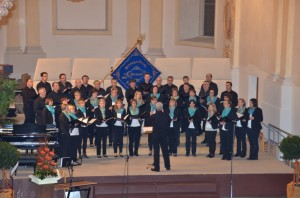 Harmonie Beffendorf beim Finale