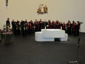 Gemischter Chor -Cantus Firmus und Cantemus Frauenstimmen