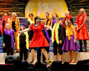 Konzert2015 Frauenchor mit Solistin I'm so pretty
