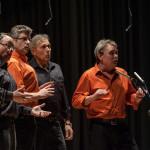 Konzert2015 M+ñnnerquartett mit humorvollem Einsatz
