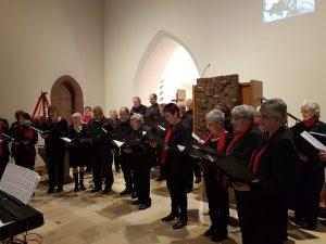 Songs of Hope – ein fulminantes Adventskonzert in Friolzheim