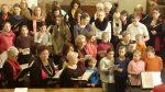 Singt Halleluja! – Weihnachtsliedersingen mit dem Liederkranz Friolzheim