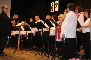 """Der Junge Chor """"Joy of Music"""" im Liederkranz Hohengehren"""