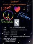 """""""Freiheit, Liebe, Frieden"""" in Kleinglattbach"""