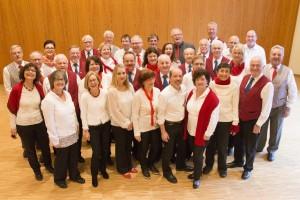 """Der Liederkranz Hohengehren und sein Junger Chor """"Joy of Music"""""""