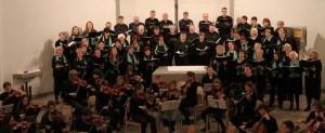 Benefizkonzert Chorgemeinschaft Mössingen