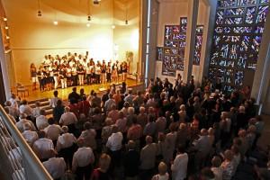 Jubiläumskonzert Chorgemeinschaft Mössingen