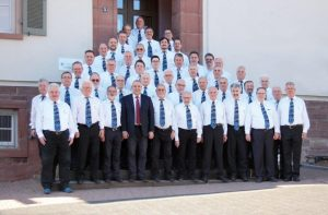 MGV Freundschaft Wimsheim feiert sein 100-Jähriges