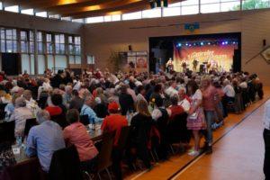 100 Jahre MGV Wimsheim mit Festbankett und Gaudiabend
