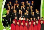 Gesungene Lebensfreude: Mainzer Hofsänger am 9. April 2016 zu Gast beim Liederkranz Kornwestheim