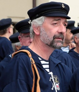 Shanty - Chor Marine kameradschaft Rottenburg e.V 4.7.2013.Bilder:Charly Kuball