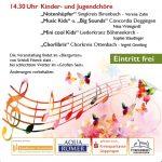Melodien auf Schloss Filseck am 24.06.2018