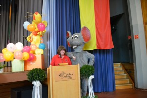 Monika Fecker + die Kirchspielmaus