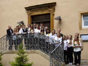 17 erfolgreiche Chormentoren des Schwäbischen Chorverbandes 2014