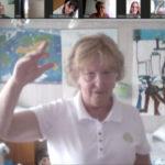 Online-Proben beim Gesangverein Eningen