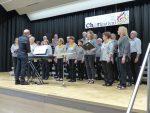 Großartiges Chorfestival beim Liederkranz Kirchen