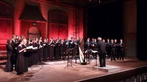 Der Deutsche JugendKammerChor im Konzert