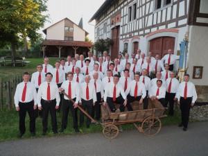 Männerchor Frohsinn Bösingen