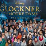 Chorverbandsmitglieder singen beim Musical Glöckner von Notre Dame – Chorfreunde erhalten Tickets mit Ermäßigung