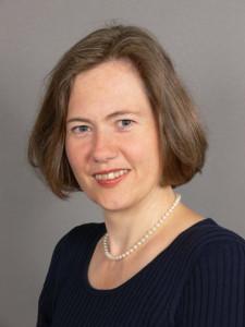 Passbild Annette Mangold