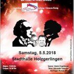 Konzert Projektchor Schönbuch