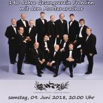 """140-jähriges Bestehen Gesangverein """"FROHSINN"""" Oberjesingen"""
