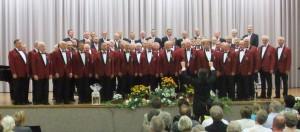 Gemeinsames Konzert Polizeichor Tübingen und Fulda
