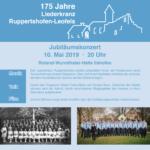 175 Jahre Liederkranz Ruppertshofen-Leofels