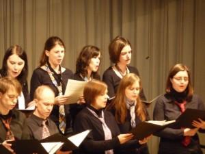 Quempas-Singen beim Sängerbund Lichtenstein