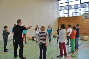 Ralf Baumgaertner Body Percussion
