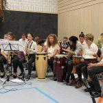 """Projektchor """"Singklusion"""" des Männergesangvereins Bonlanden bewegt Musiker und Publikum"""