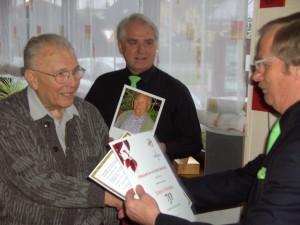 Theo Huber_70 Jahre Eintracht Kl.sachsenhm