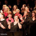 Singen verbindet – vier Landkreise auf einer Bühne