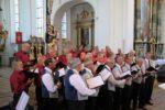 Chöre aus Bolstern und Unteressendorf gestalten in St. Martin ein tolles Benefizkonzert