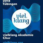 Vielklang vom 5. bis 12 August 2018 in Tübingen