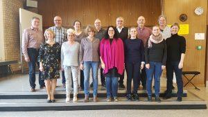 Vizechorleiter-Kurs C 1 - eine Erfolgsgeschichte im Chorverband Enz