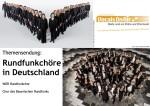 Rundfunkchöre in Deutschland: Ihre Geschichte und Gegenwart bei Vocals On Air
