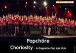 Popchöre zu Gast bei Vocals On Air