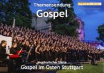 "Radiomagazin ""Vocals On Air"" präsentiert Themensendung Gospel"