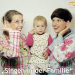 """Singen in der Familie"" bei Vocals On Air"