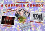 A Cappella Comedy bei Vocals On Air