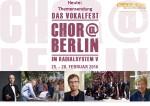 Vocals On Air macht Lust auf 'Chor@Berlin' – das Hauptstadtvokalfest