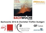 Vocals On Air: Bachwoche 2016 & Chorleiter-Treffen in Stuttgart