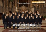Singen mit Kindern bei VOCALS ON AIR