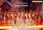 """Radiomagazin Vocals on Air zum Thema """"Show-Chöre"""""""