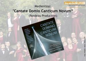 Neue CD: Kammerchor I Vocalisti