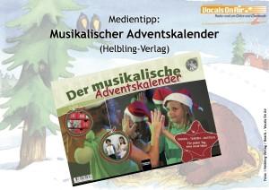 Musikalischer Adventskalender (Helbling Verlag)
