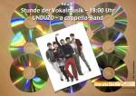 A-cappella-Band Unduzo aus Freiburg in der Stunde der Vokalmusik
