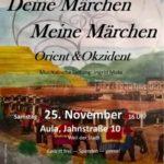 Deine Märchen – Meine Märchen aus Orient & Okzident